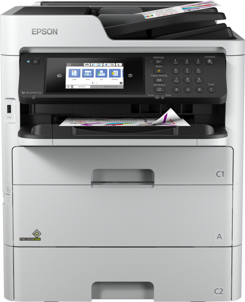 Epson WorkForce Pro WF‑C579RDTWF (Miete All in)